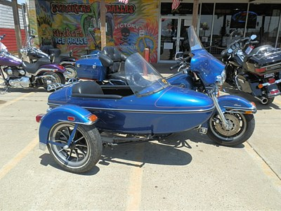 Used 1992 Harley-Davidson® Electra Glide® Ultra Classic® w/ Sidecar