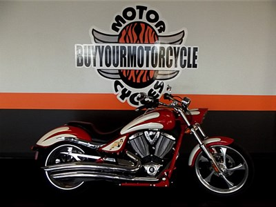 Used 2012 Victory Vegas® Jackpot™