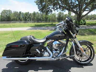 Used 2015 Harley-Davidson® Street Glide® Special
