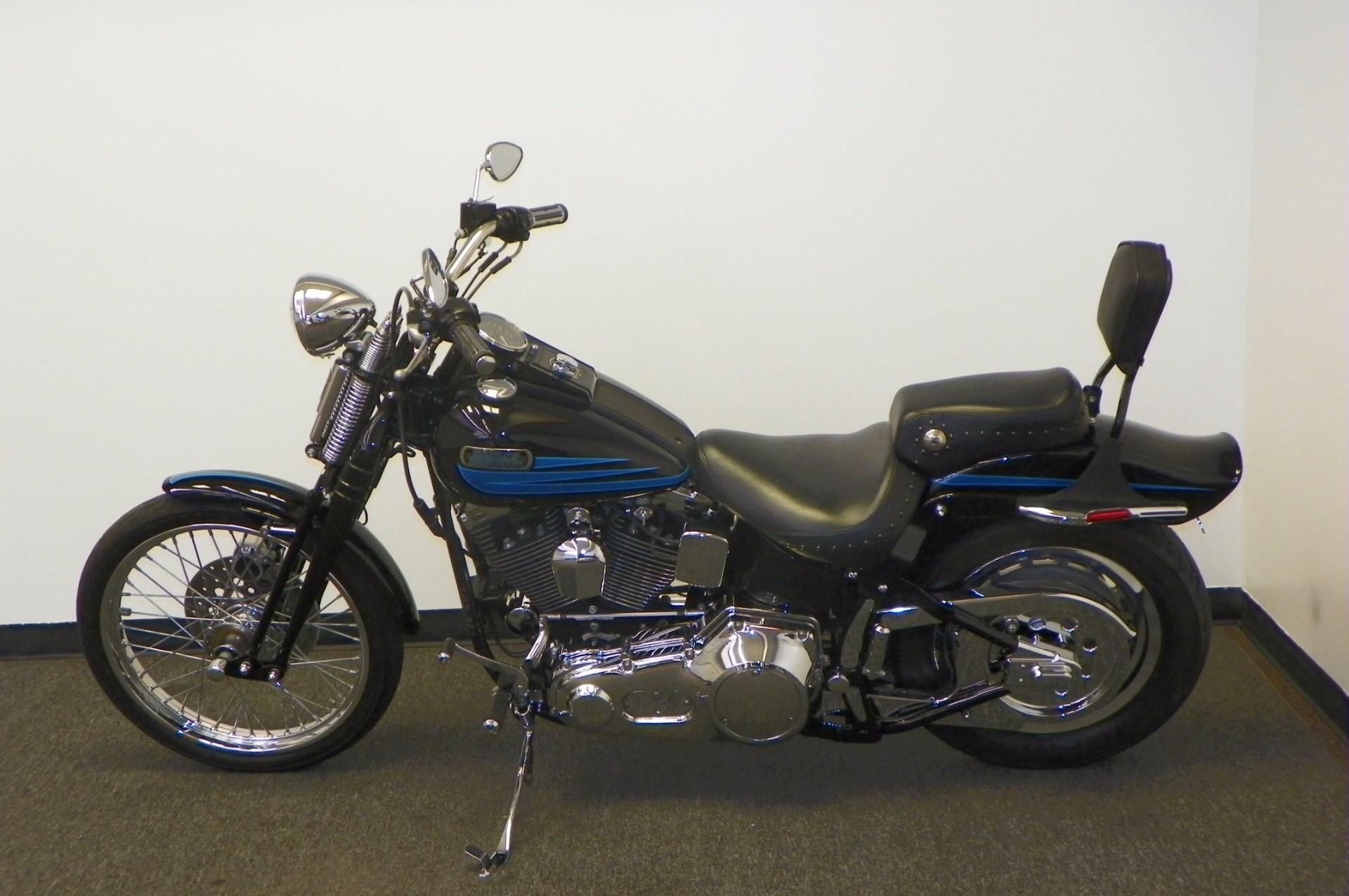 1996 Harley-Davidson® FXSTSB Softail® Bad Boy™ (Black with ...