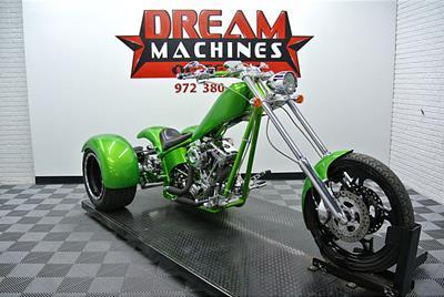 Used 2004 American IronHorse Custom Trike