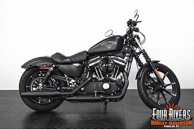 New 2016 Harley-Davidson® Sportster® Iron 883™