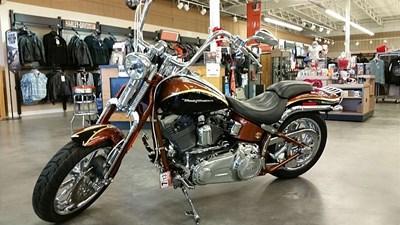 Used 2008 Harley-Davidson® Screamin' Eagle® Softail® Springer®