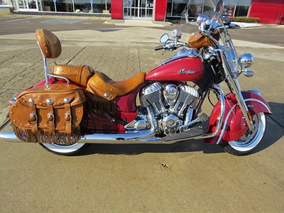 New 2014 Indian® Chief® Vintage