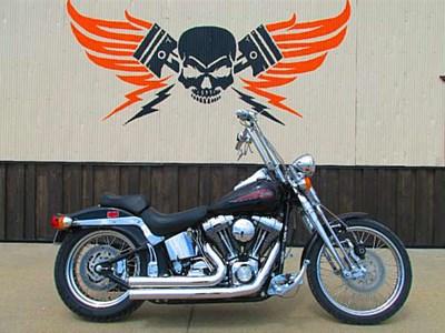 Used 2001 Harley-Davidson® Springer® Softail®