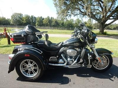 Used 2012 Harley-Davidson® Tri Glide® Ultra Classic®