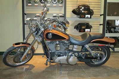 Used 2008 Harley-Davidson® Dyna® Wide Glide® Anniversary