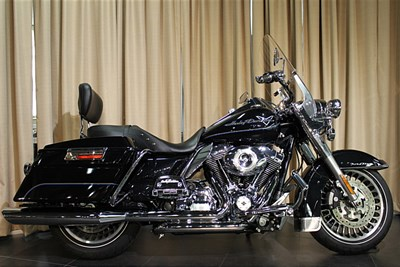 Used 2012 Harley-Davidson® Road King® Firefighter/Peace Officer