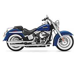 New 2017 Harley-Davidson® Softail® Deluxe