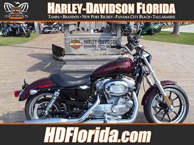 New 2015 Harley-Davidson® Sportster® SuperLow®