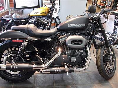New 2016 Harley-Davidson® Sportster® Roadster™