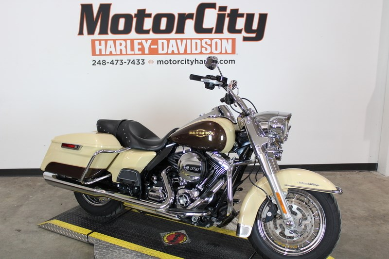 2014 Harley Davidson Flhr Road King Sand Camo Canyon