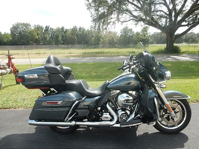 Used 2015 Harley-Davidson® Electra Glide® Ultra Classic® Low