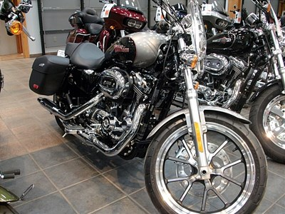 New 2016 Harley-Davidson® Sportster® SuperLow® 1200T