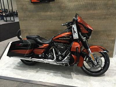New 2017 Harley-Davidson® CVO™ Street Glide®