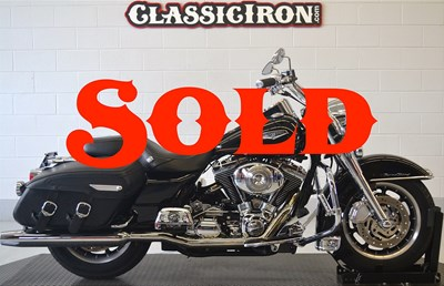 Used 2002 Harley-Davidson® Road King® Classic w/ Sidecar