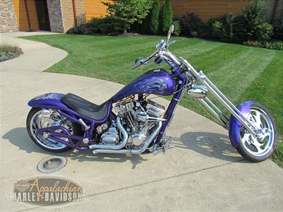 Used 2003 Bourget Bike Works Fat Daddy