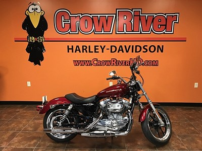 New 2016 Harley-Davidson® Sportster® SuperLow®