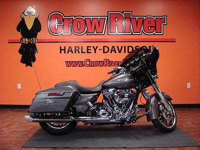 New 2015 Harley-Davidson® Street Glide® Special