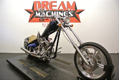 Used 2004 American IronHorse LSC Chopper