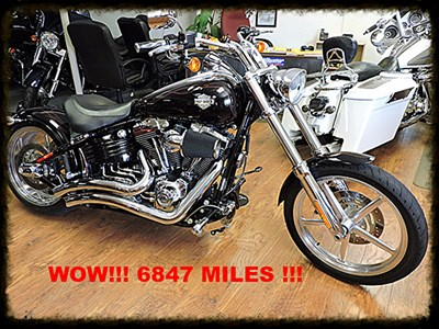 Used 2009 Harley-Davidson® Softail® Rocker™ C