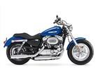 New 2015 Harley-Davidson® Sportster® 1200 Custom