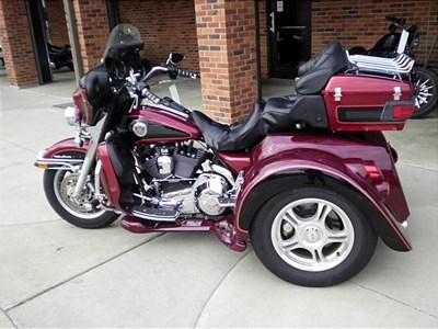 Used 2001 Harley-Davidson® Custom Trike