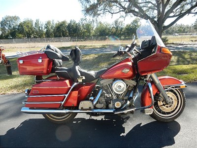 Used 1986 Harley-Davidson® Tour Glide® Classic