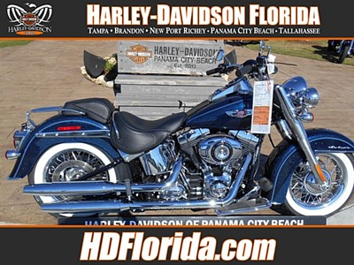 New 2014 Harley-Davidson® Softail® Deluxe