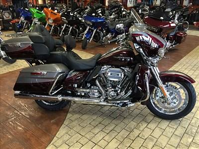 New 2015 Harley-Davidson® CVO™ Limited