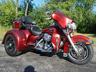 Used 2008 Harley-Davidson® Tri Glide™ Ultra Classic®