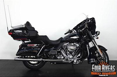 New 2016 Harley-Davidson® Electra Glide® Police