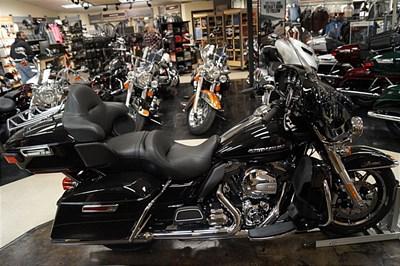 New 2015 Harley-Davidson® Ultra Limited